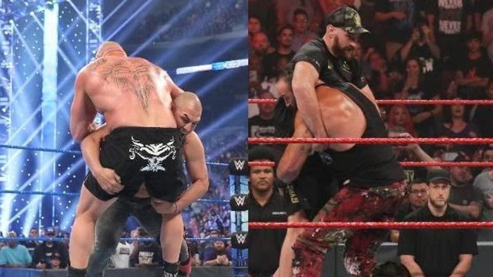 Brock Lesnar vs Velasquez; Braun Strowman vs Tyson Fury can be a reality in Crown Jewel