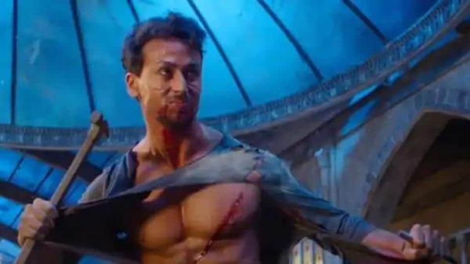 Tiger Shroff is pitted against Hrithik Roshan in their latest action flick, War.