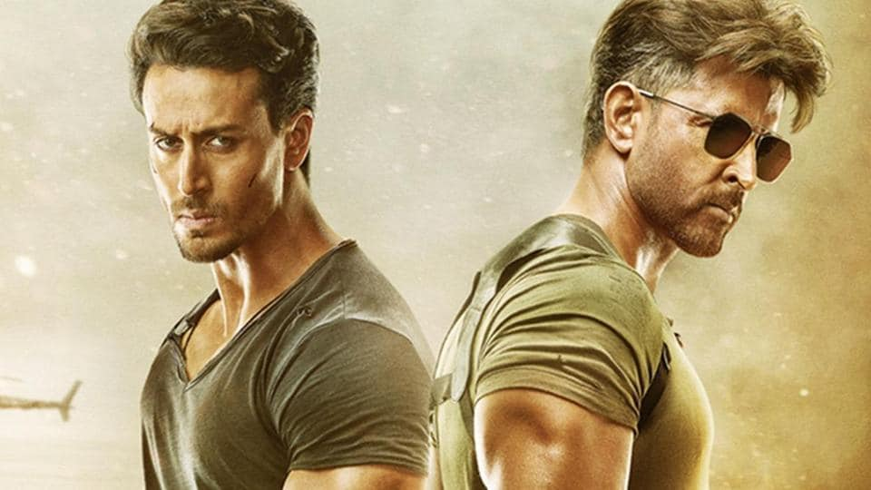 Tiger Shroff and Hrithik Roshan are pitted against each other in War.