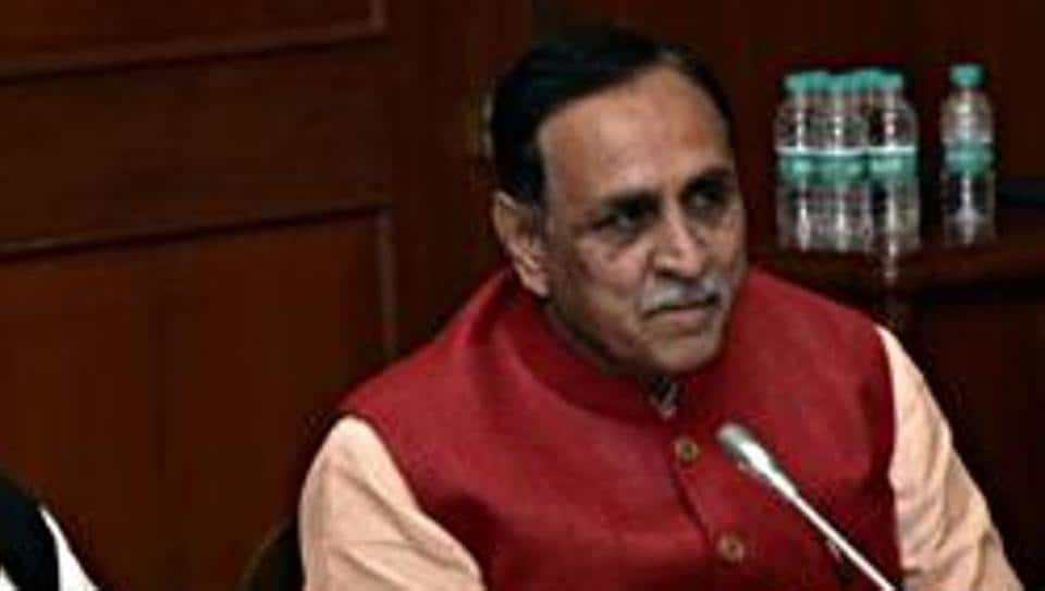 Gujarat Chief Minister Vijay Rupani 's cousin allegedly died waiting for an ambulance that took almost 40 minutes to reach his residence in Rajkot.