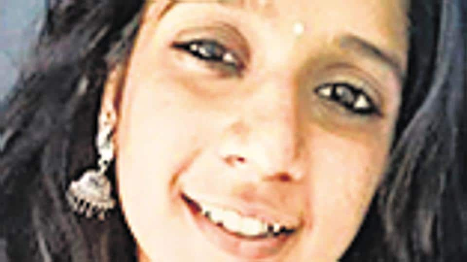 R Subhashri was run over by a water tanker in Chennai road on September 12  after she fell off her scooter as an illegal hoarding collapsed on her.