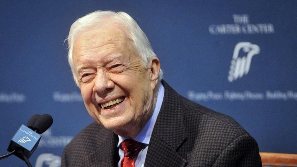 Jimmy Carter served as the US President from 1977 to 1981.