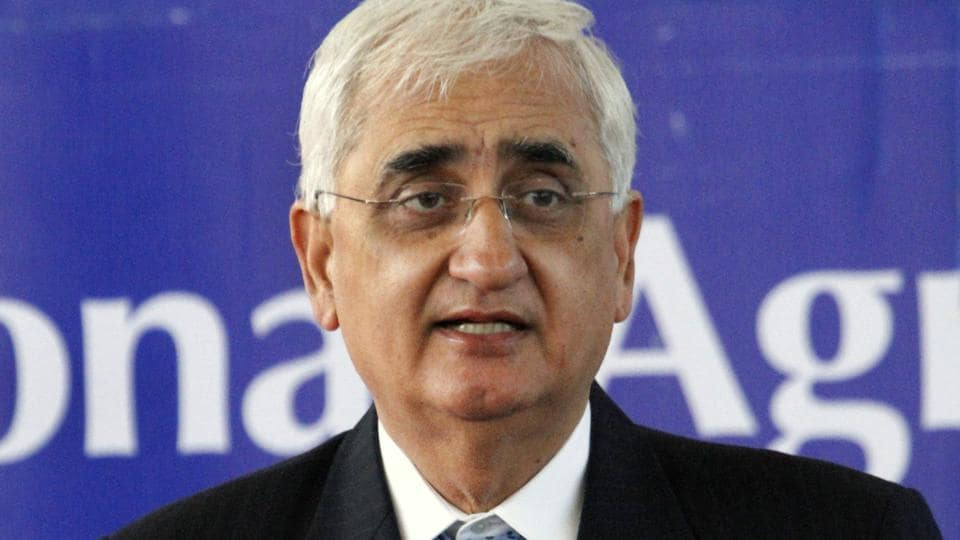 Salman Khurshid, 66, had on Tuesday said that the departure of Rahul Gandhi as the party's president after the defeat in the Lok Sabha elections has left everyone in a lurch.