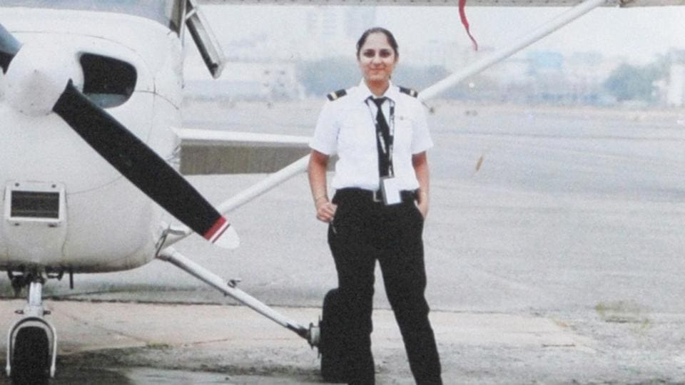 Amanpreet's father said his daughter always wanted to do something courageous in life.