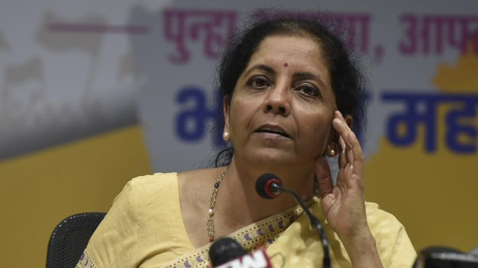 Nirmala Sitharaman faces wrath of angry PMC depositors