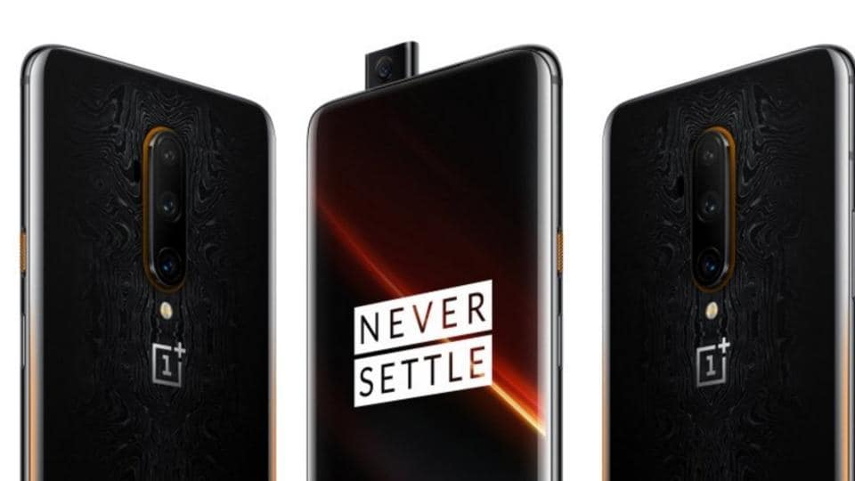 OnePlus 7T Pro McLaren Edition  launches today
