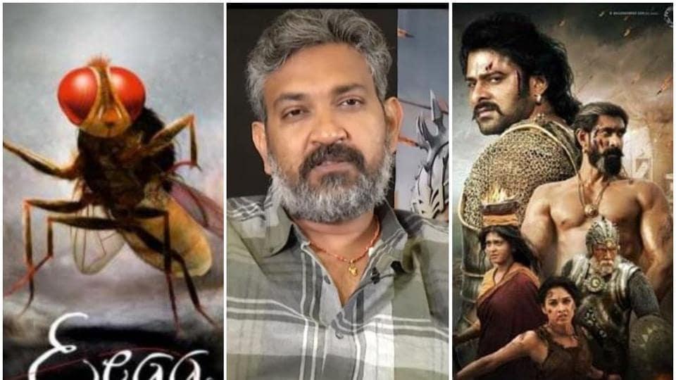 SS Rajamouli is the maker of hit films like the Baahubali series and Eega.