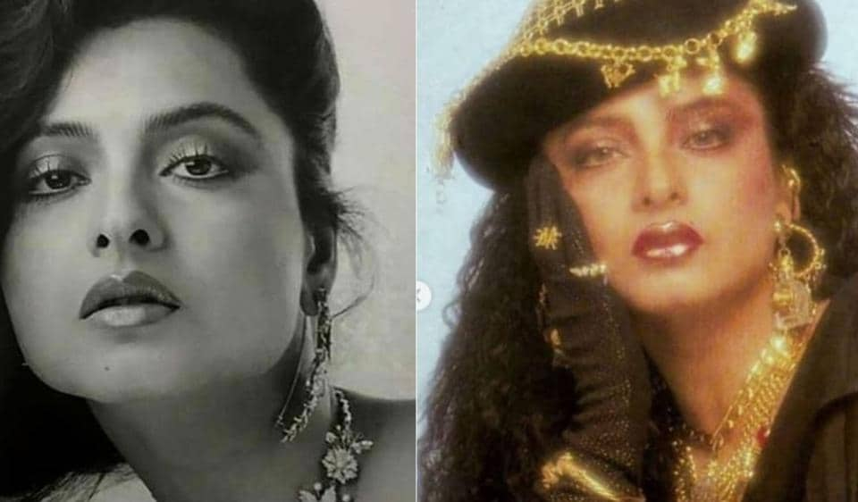 Rekha turns 66 on Thursday: here's a look at some of her most gorgeous pictures.