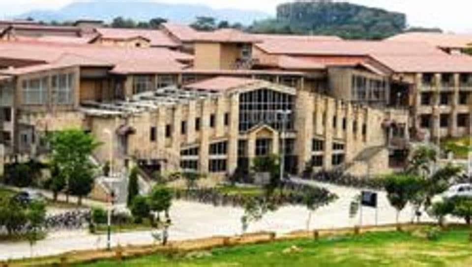 Academic Complex - IIT-Guwahati.