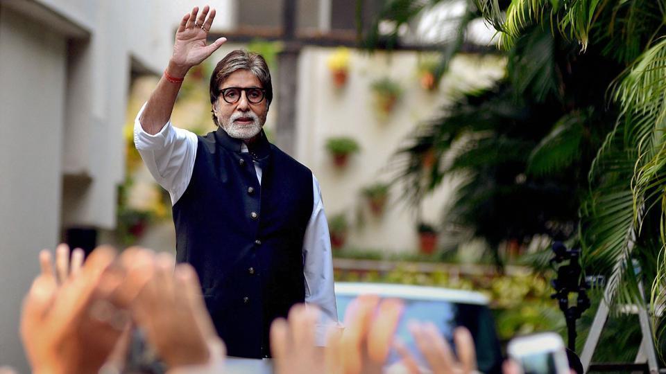 Happy birthday Amitabh Bachchan: He was recently selected unanimously for Dadasaheb Phalke Award.