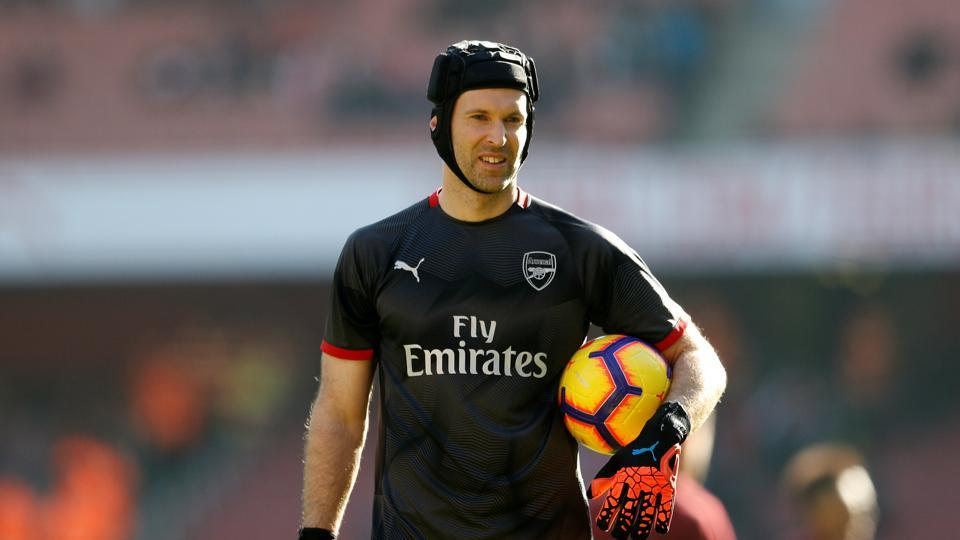 File image of Peter Cech