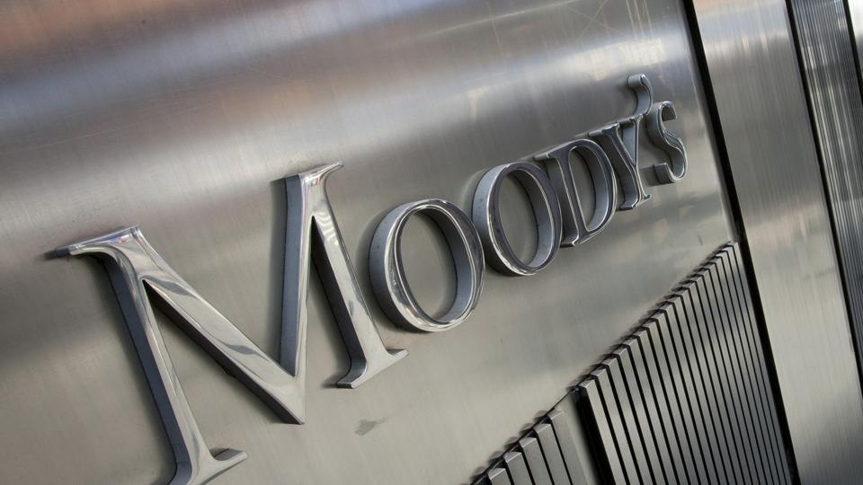 Moody's slashed GDP growth forecast for India to 5.8 per cent from 6.2 per cent earlier in the year 2019-20.