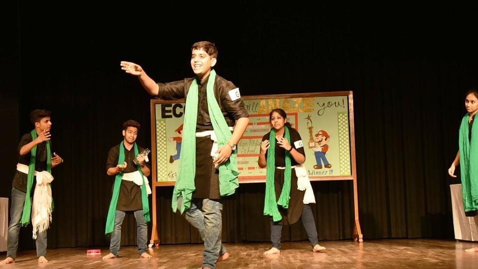 The Commix Club organised E ComBat-2019, an interschool event