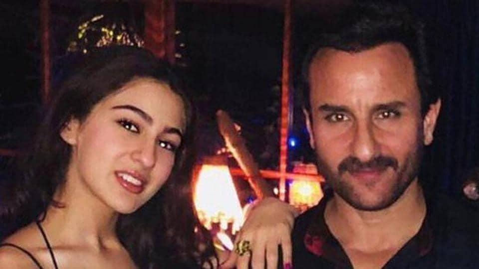 In another interview, Saif Ali Khan had mentioned how he does not advice Sara AliKhan on career choices.