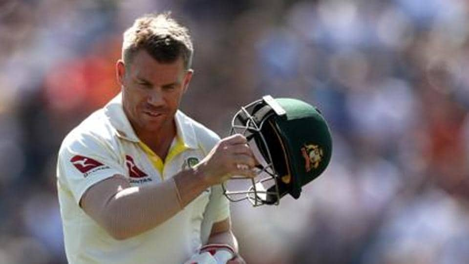 File image of Australia cricketer David Warner.