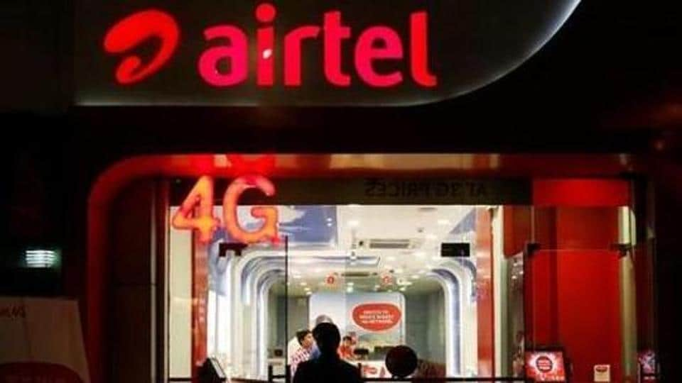 Bharti Airtel Ltd climbed 5% to the highest level since April last year, while Reliance Industries Ltd.'s shares rose for a third day.
