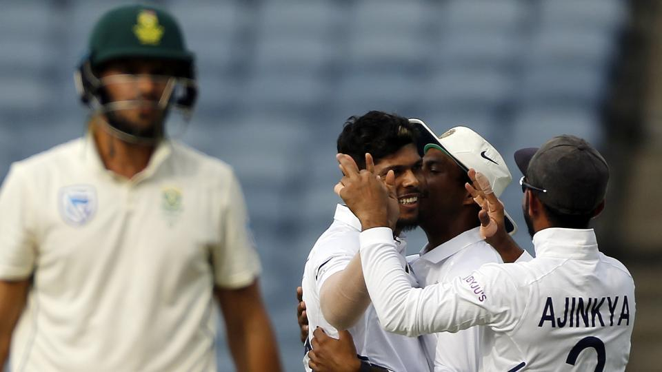 India Vs South Africa 2nd Test Day 2 Highlights As It