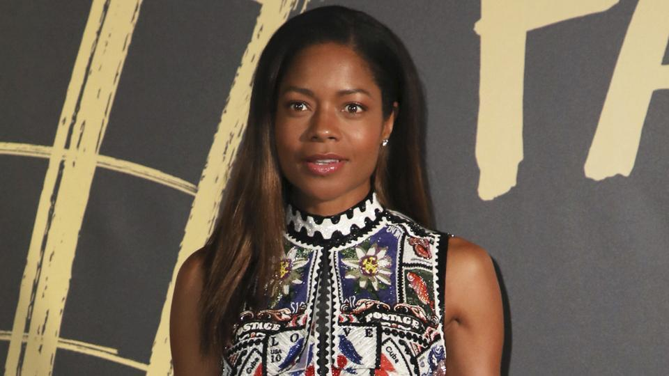 Naomie Harris says a 'huge star' once groped her during an audition