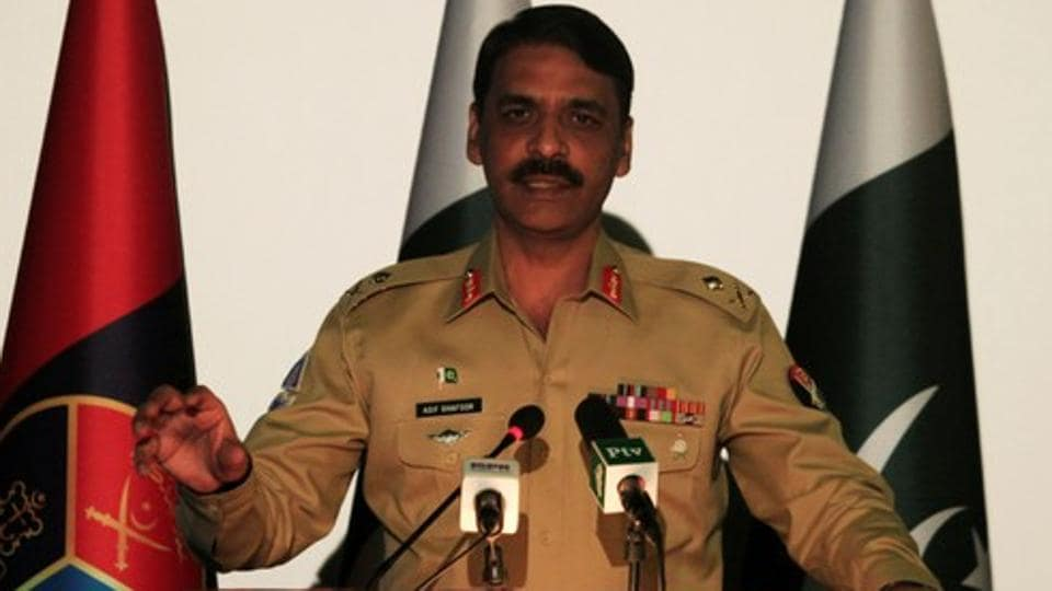 Pakistan Army spokesperson Asif Ghafoor on Thursday defended Indian Defence Minister Rajnath Singh.