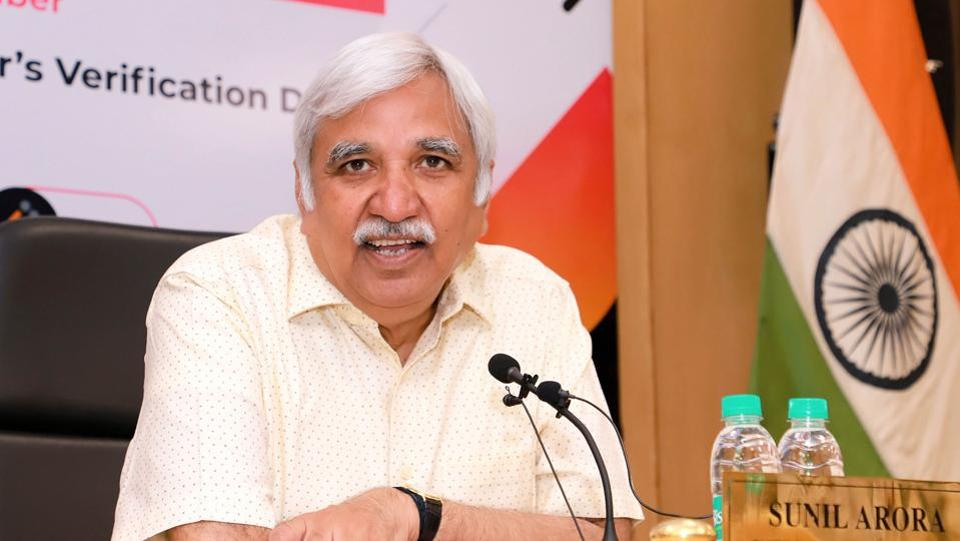 Chief Election Commissioner, Sunil Arora said EC will also separately call director general (DG) of Narcotics Control Bureau to discuss the issue of drugs during electioneering in Haryana.