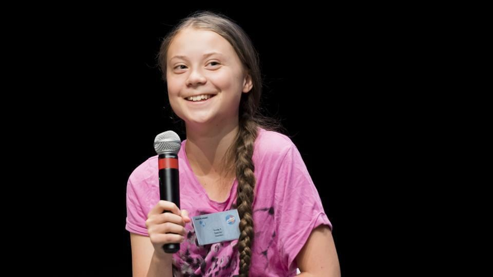 "In August last year, Greta Thunberg began sitting alone in front of Sweden's parliament on Fridays with a sign reading ""School Strike for the Climate""."