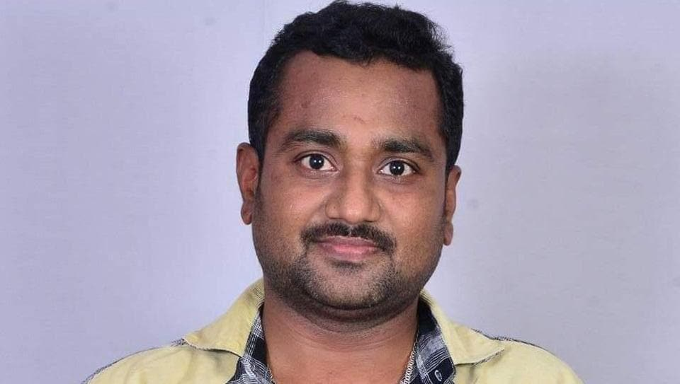 Former Deputy CM of Karnataka, G Parameshwara's personal assistant, Ramesh (in the picture) has allegedly committed suicide in Gnana Bharathi area of Bengaluru.