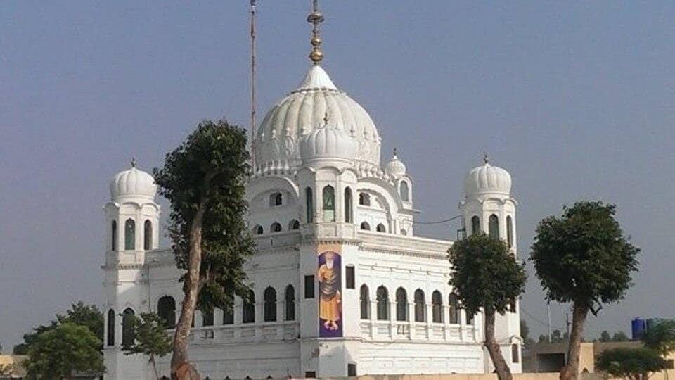Pakistan is building the corridor from the Indian border to Gurdwara Darbar Sahib in Kartarpur, while the other part—from Dera Baba Nanak in Gurdaspur district up to the border—is being constructed by India