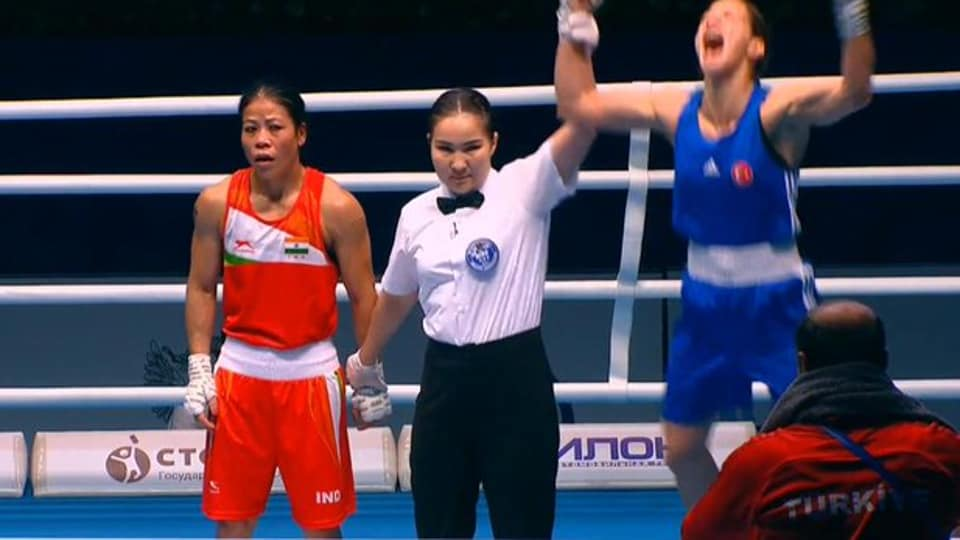 Manju Rani Goes Down Fighting In Final, Takes Home Silver