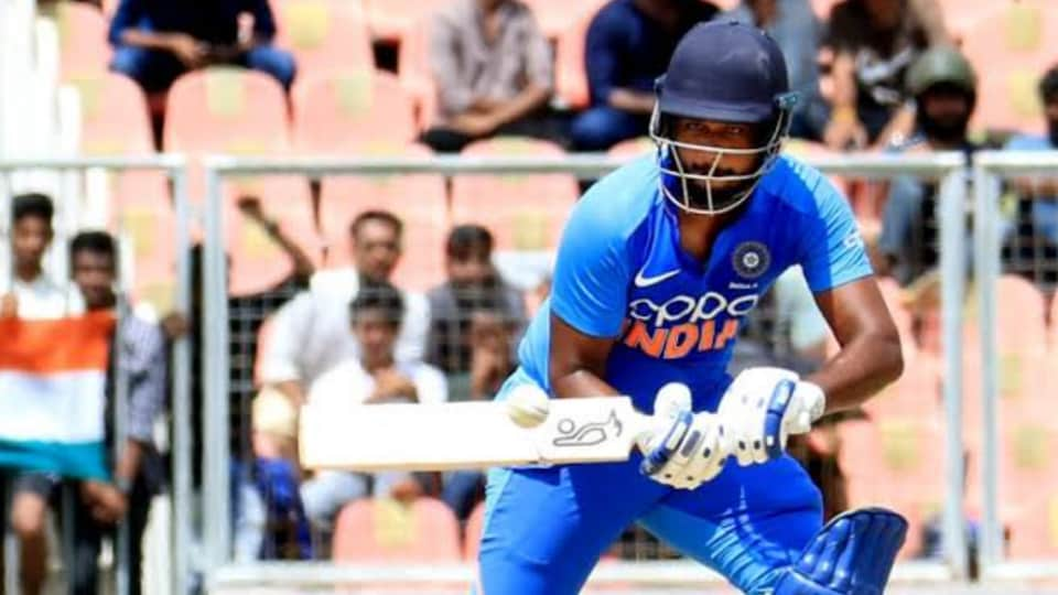 Sanju Samson scores double hundred, creates record partnership with Sachin Baby