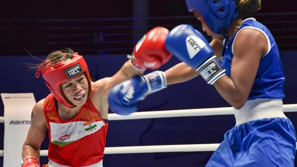 Mary Kom crashes out with Worlds bronze, historic 8th medal