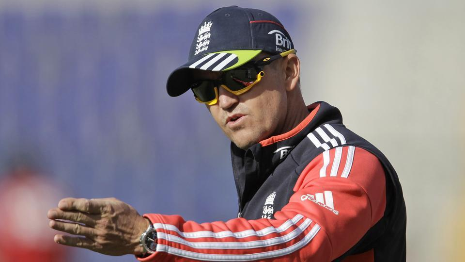 File photo of Andy Flower.