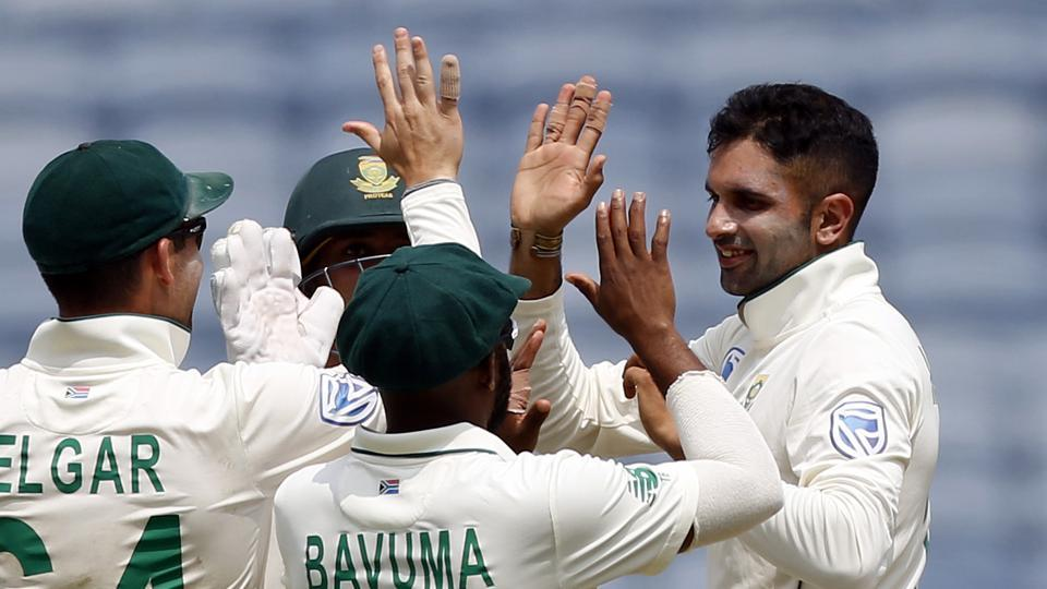 India enforce follow-on as Proteas bat again
