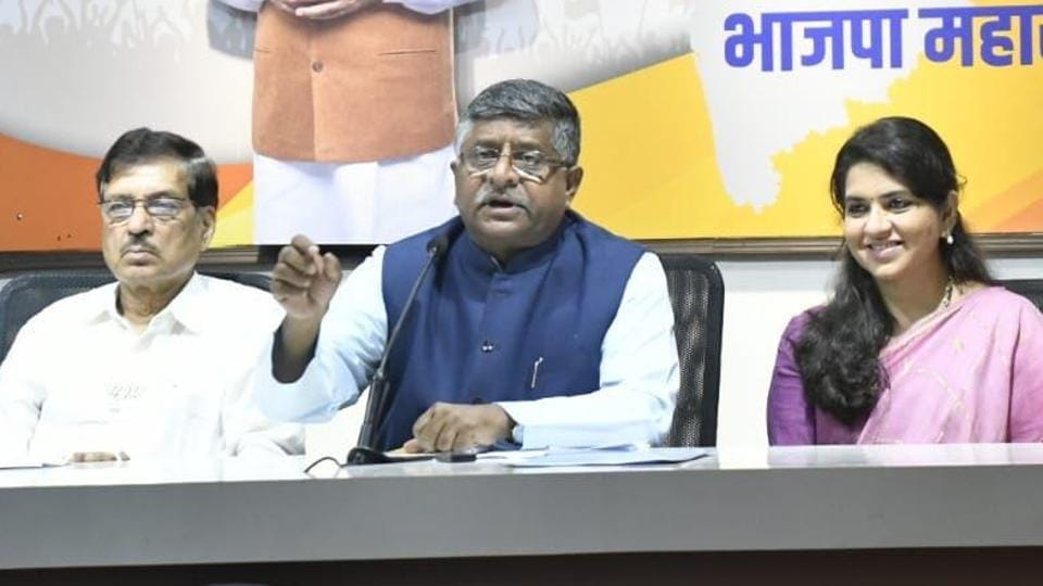"Union minister Ravi Shankar Prasad on Saturday highlighted the ""huge business"" done by three movies released on single day to underscore the ""soundness"" of the Indian economy."