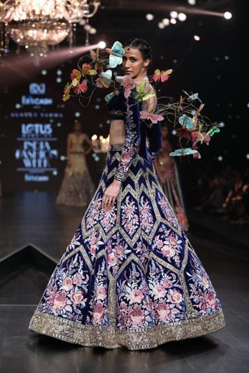 From the handwoven fabrics sourced from Jharkhand to a flurry of significant social awareness messages were showcased on Day 3 of Lotus Make-up India Fashion Week SS'20 .