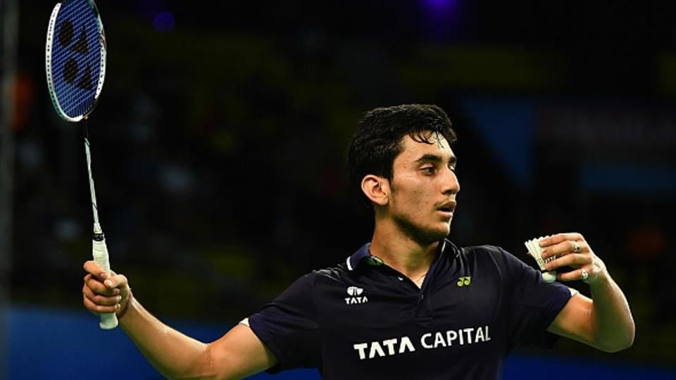 File photo of Lakshya Sen during the BWF World Junior Championships 2017.