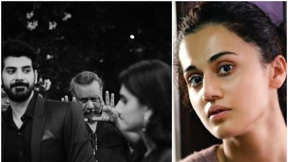 Thappad is the second time actor Taapsee Pannu and director Anubhav Sinha have worked together after Mulk.