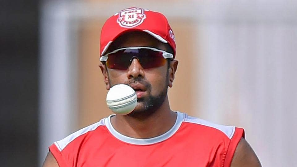 File image of KXIP cricketer R Ashwin.