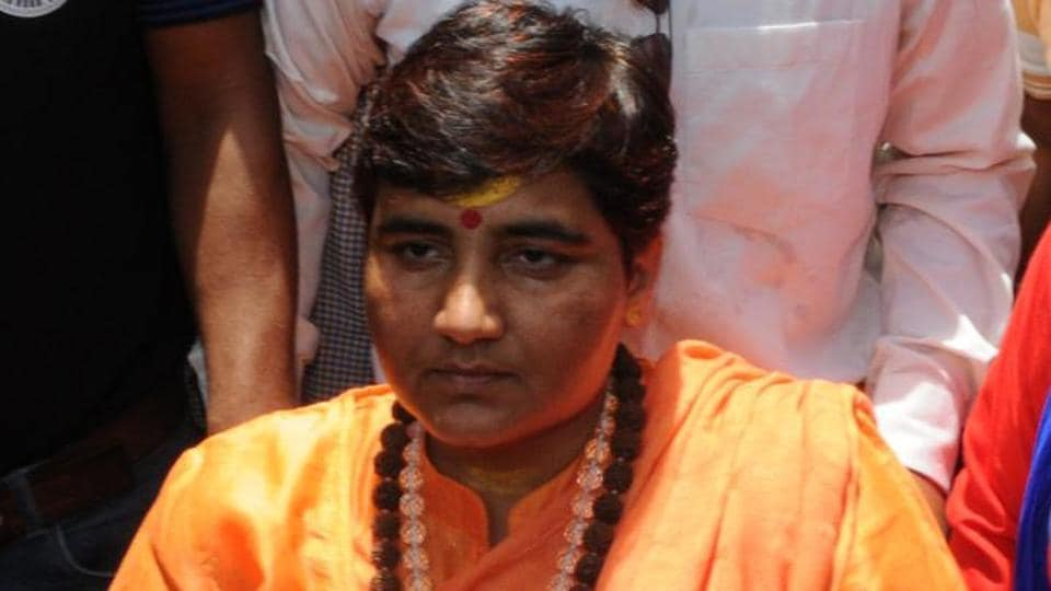 The BJPsaid  Pragya Singh Thakur is expected to take part in the Gandhi Sankalp Yatra on October 18.