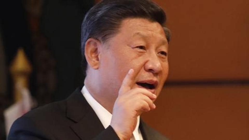 Chinese President Xi Jinping has issued a stern warning against dissent as protests continue in Hong Kong.