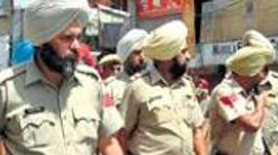 Punjab police sounded alert in Patiala after reports of suspicious men.  (Representative Image)