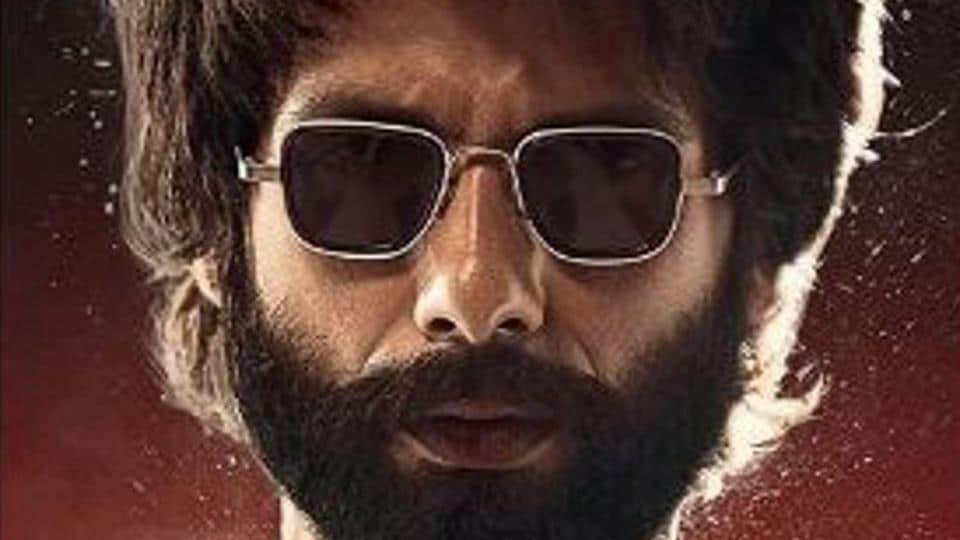 Shahid Kapoor featured in the lead role in Sandeep Vanga Reddy's Kabir Singh.
