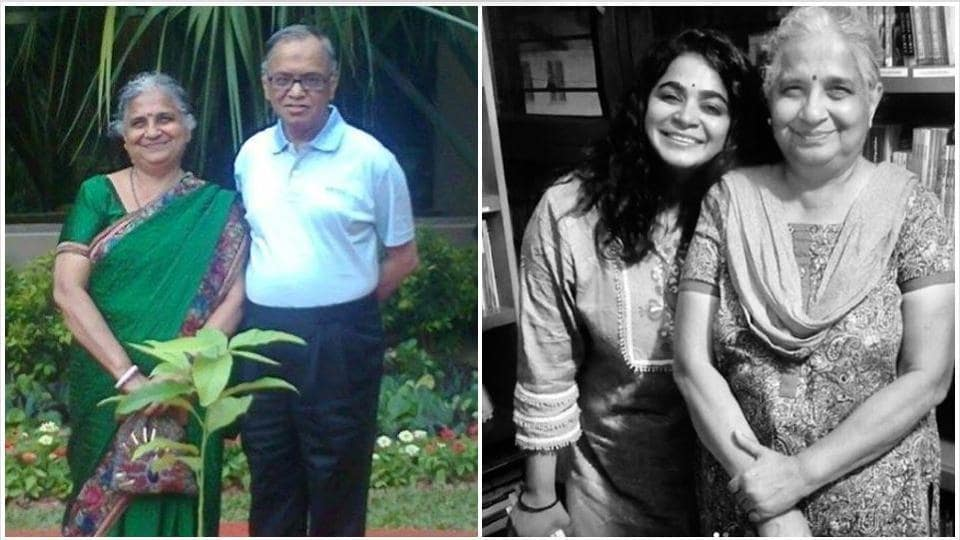 Narayana Murthy and his wife Sudha Murthy's lives will be brought to the big screen by Ashwiny Iyer Tiwari.