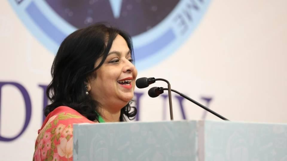 Rina Ray, a 1984-batch IAS officer  was in May last year named the secretary, the Department of School Education and Literacy in the Ministry of Human Resource Development.
