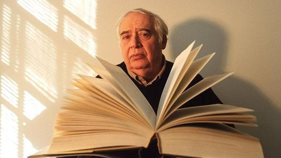 Harold Bloom, author of Anxiety of Influence, dies at 89.