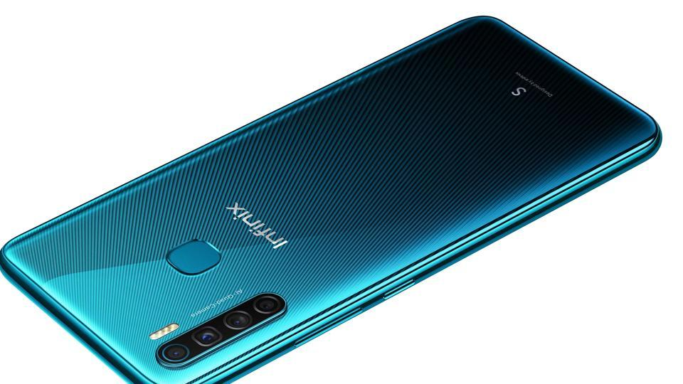 Infinix S5 launched in India