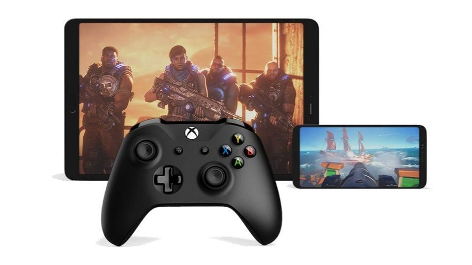 Microsoft Project xCloud needs an Android phone/tablet, Xbox One controller and high-speed internet connection.