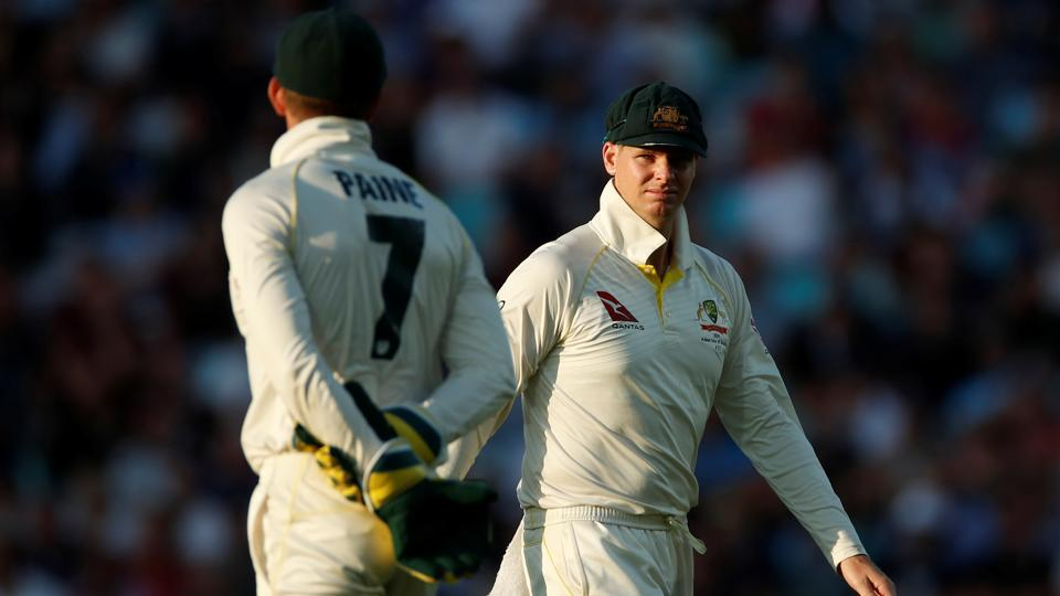 File image of Tim Paine and Steve Smith