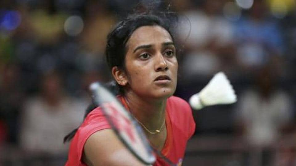 File image of Indian shuttler PV Sindhu.