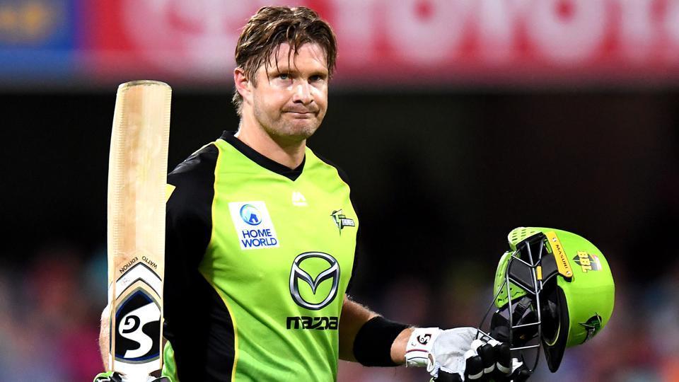 File image of Australia cricketer Shane Watson.