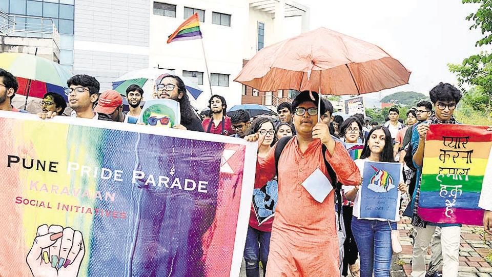 Pride march organised by students of IISER Pune on October 13 began from IISER amphitheatre and ended at Parihar chowk, Aundh. A total of 150 students took part in the march.